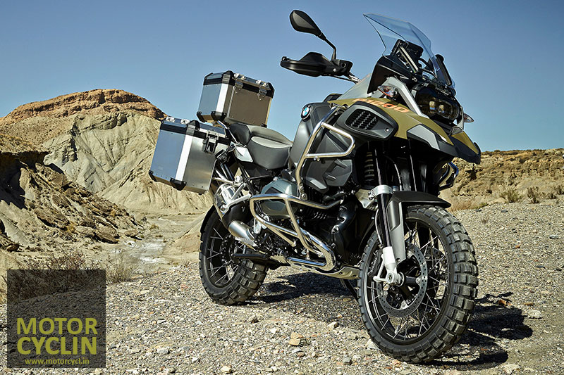 New BMW R 1200 GS Adventure 2014! - www.MotorCycl.in